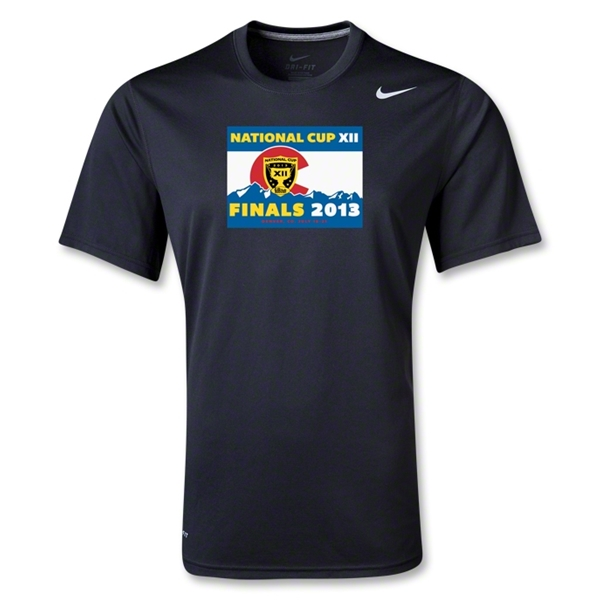 National Cup Finals 2013 Poly Top (Black)