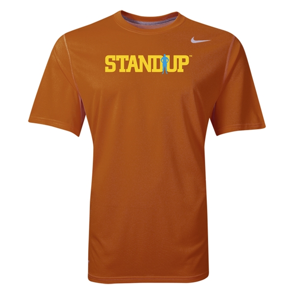 StandUp Nike Legend Poly Top (Maroon)