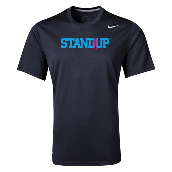 StandUp Nike Legend Poly Top (Black)