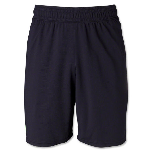 Under Amour HeatGear Reflex Short (Blk/Yellow)