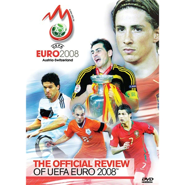 Euro 2008 Official Review DVD