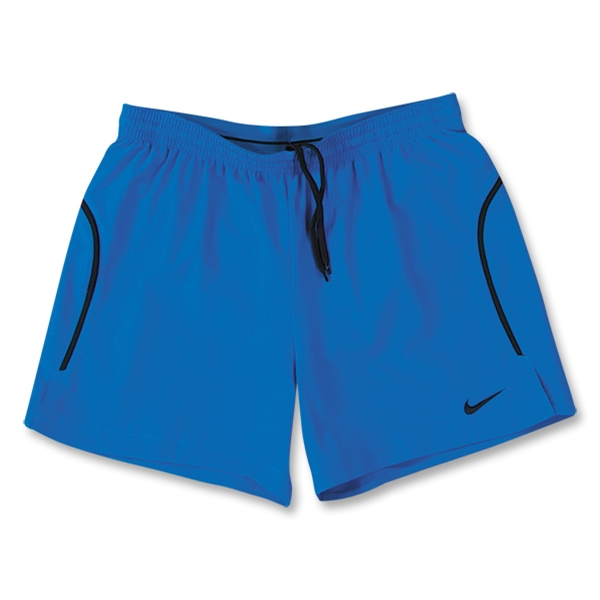Nike Women's Rush Soccer Shorts (Royal)