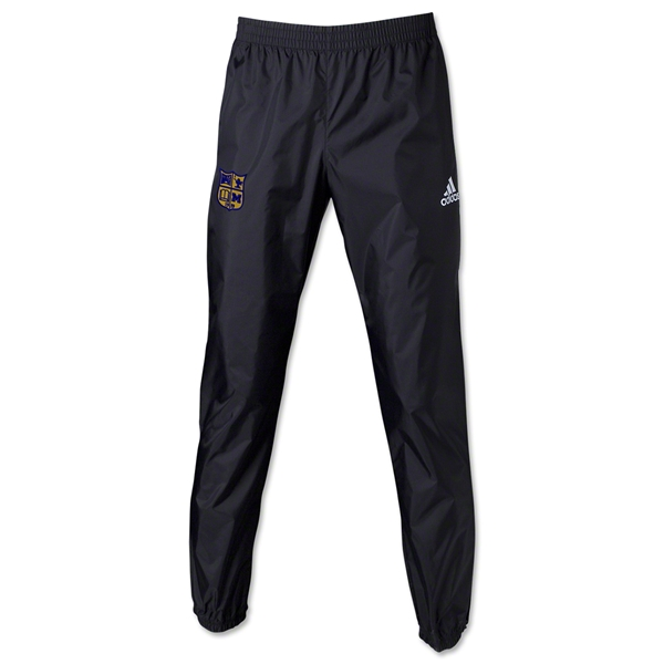Michigan Rugby Rain Pant (Black)
