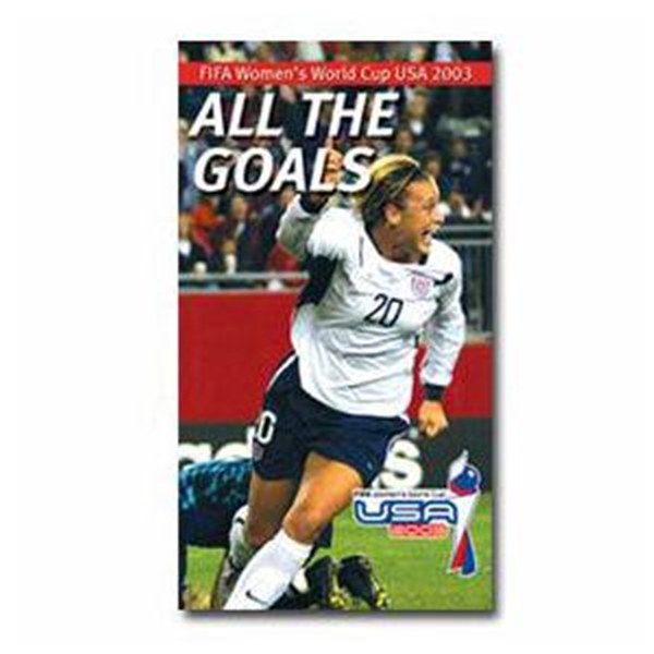 All the Goals of the FIFA WWC 2003 DVD