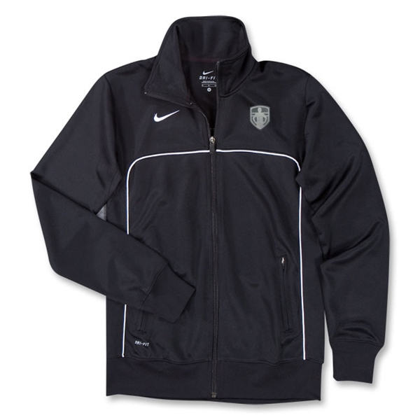 StandUp Nike Women's Classic Knit Jacket (Black)