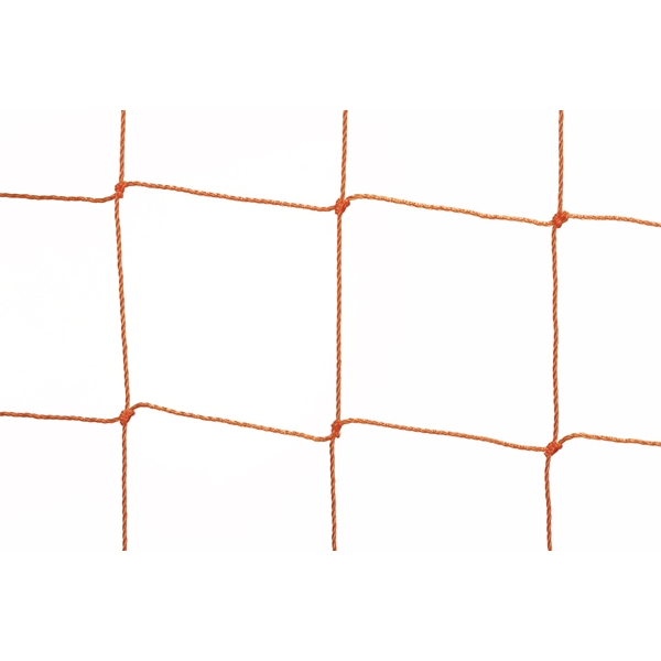 Kwik Goal Soccer Net-2 mm Orange (4.5'X9'X0'X4.5') (120MM)