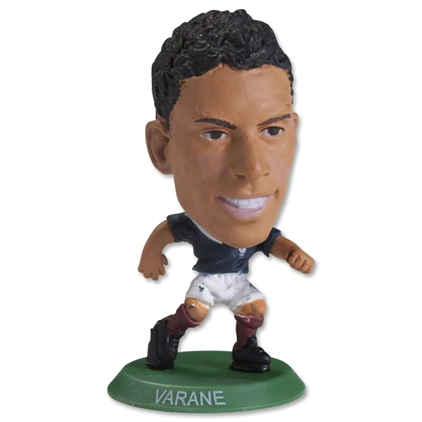 France Varane Mini Figurine