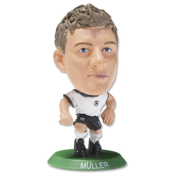 Germany Muller Mini Figurine