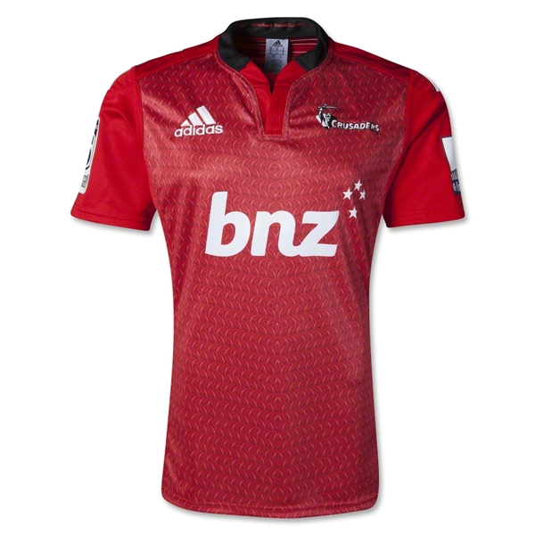 Crusaders 2014 Home SS Rugby Jersey