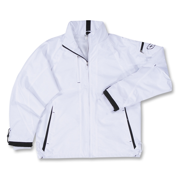 Xara Women's I-Play Jacket (Wh/Bk)