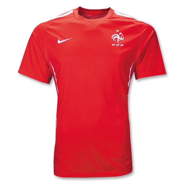 France 11/12 CS Training Top