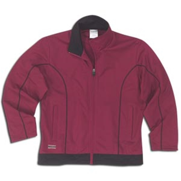Xara Women's Cambridge Jacket (Maroon/Blk)