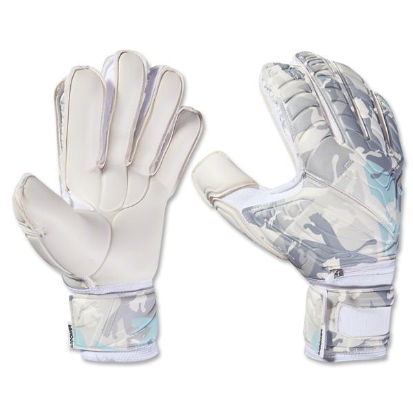PUMA evoPOWER Protect 1 White Camo Glove