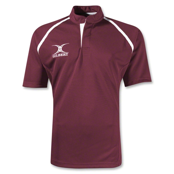 Gilbert Xact Rugby Jersey (Maroon)
