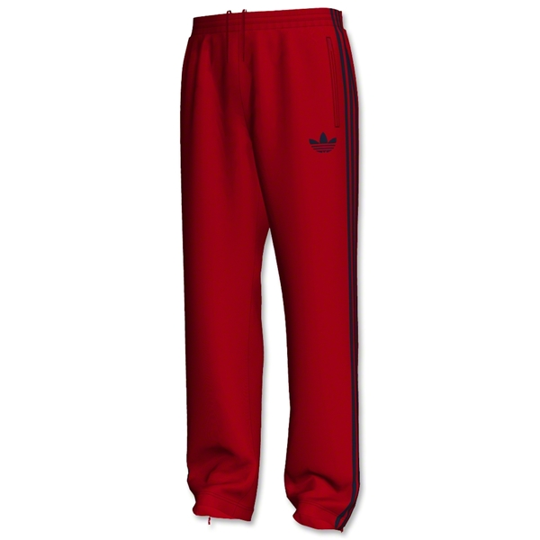 adidas Originals adi Firebird Track Pant 2012 (Red/Blk)