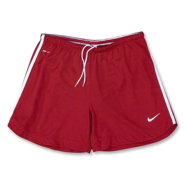 Nike Federation Women's Shorts (Red)