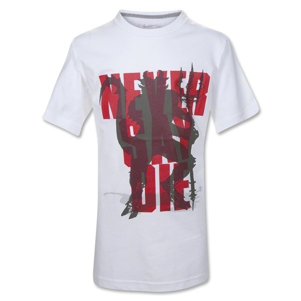 Manchester United 11/12 Core Cotton Youth T-Shirt