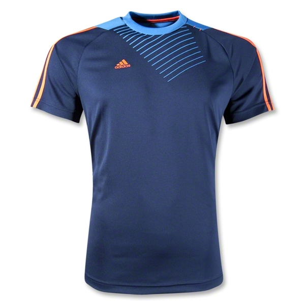 adidas Predator CL Jersey (Navy/Orange)