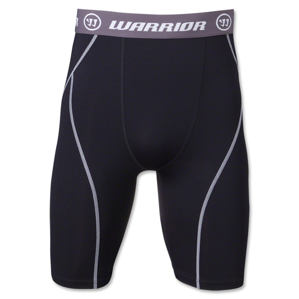 Warrior Basic Compression Shorts (Black)