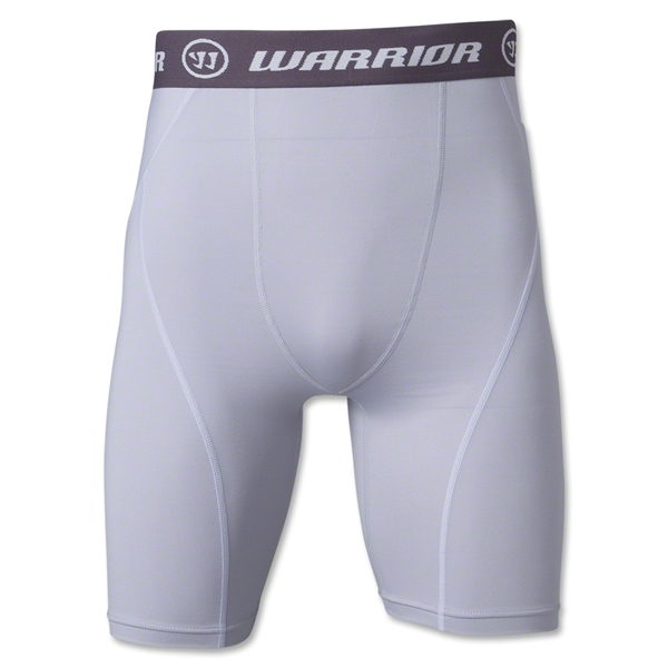 Warrior Basic Compression Shorts (Gray)