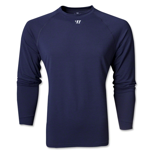 Warrior Long Sleeve Tech T-Shirt (Navy)
