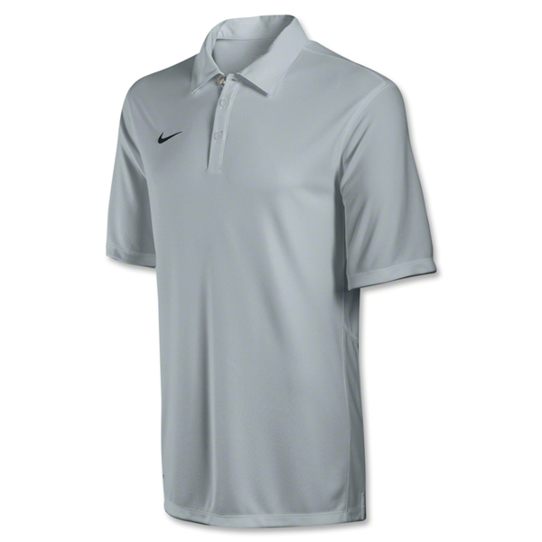 Nike Reckoning II Polo (Silver/Black)