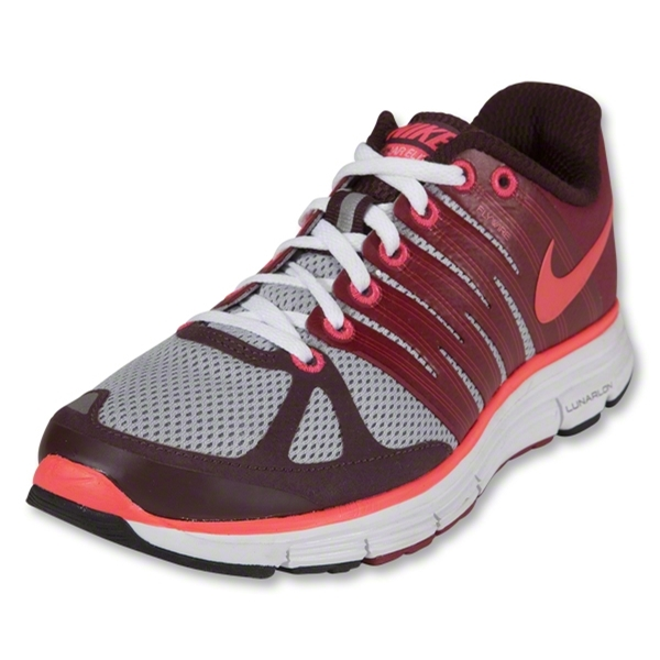 Nike Lunarelite 2 Women's Training Shoes (WOLF GREY/DEEP BURGUNDY/LEGACY RED/SOLAR RED)