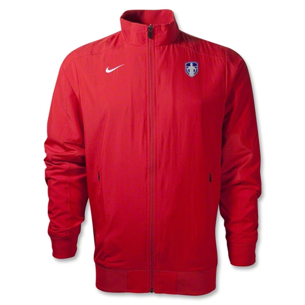StandUp Nike Elite Jacket (Red)