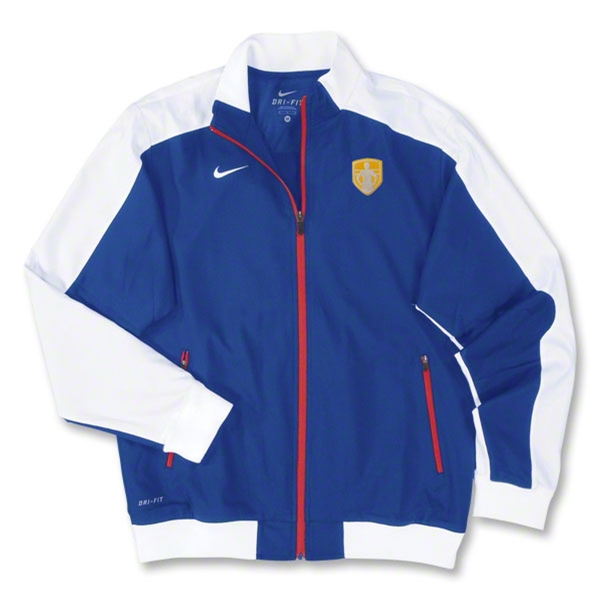 StandUp Nike Elite Jacket (Royal)