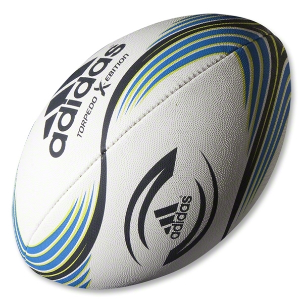adidas Torpedo X-Ebition II Training Rugby Ball