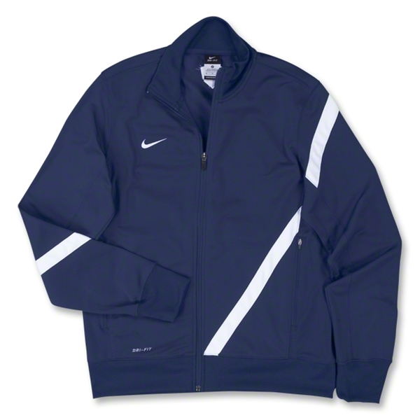 Nike Comp 12 Poly Jacket (Navy/White)