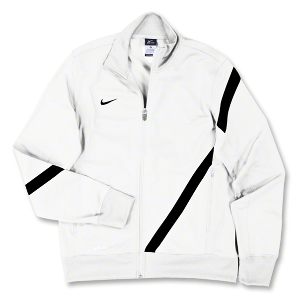 Nike Comp 12 Poly Jacket (Wh/Bk)