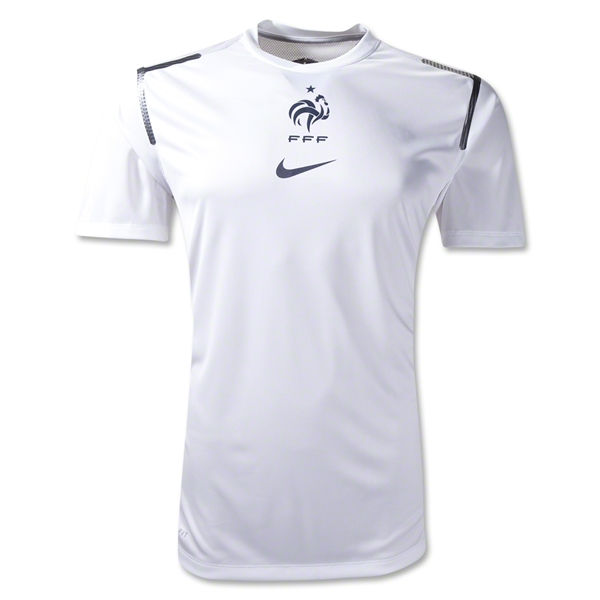 France 12/13 Prematch Top