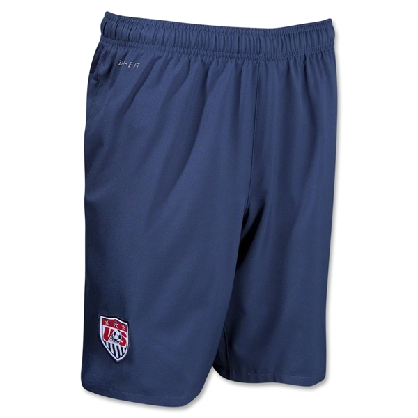 USA 12/13 Away Soccer Shorts