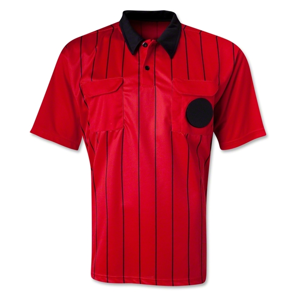 Veloce Referee Jersey (Red)