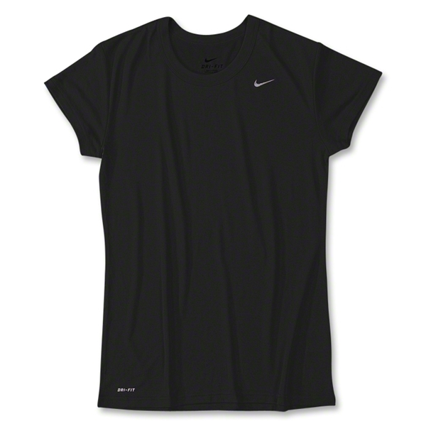 Nike Women's Legend Shirt (Black)