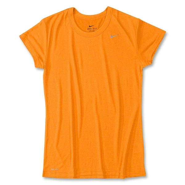 Nike Women's Legend Shirt (Orange)