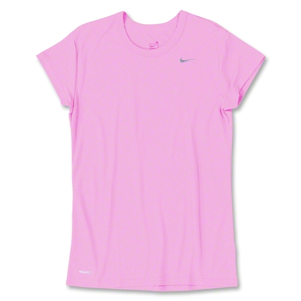 Nike Women's Legend Shirt (Pink)