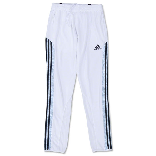 adidas Women's Graphic Pant (Wh/Bk)