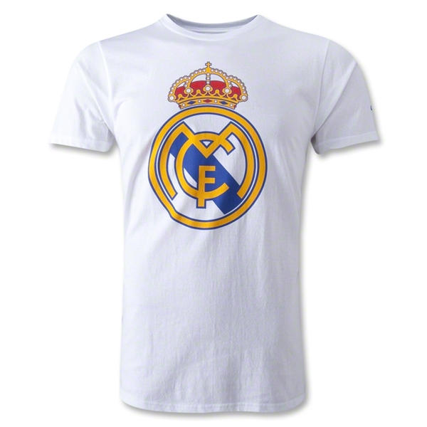Real Madrid Big Logo T-Shirt