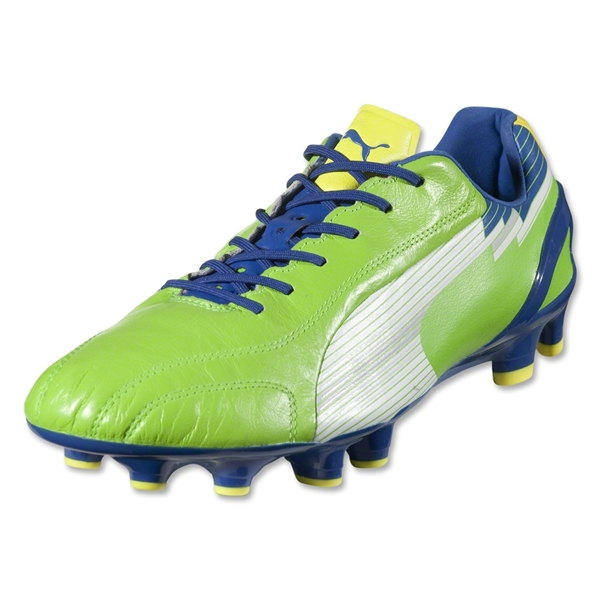 PUMA evoSPEED 1 K FG (Jasmine Green/White/Monaco Blue/Fluo Yellow)