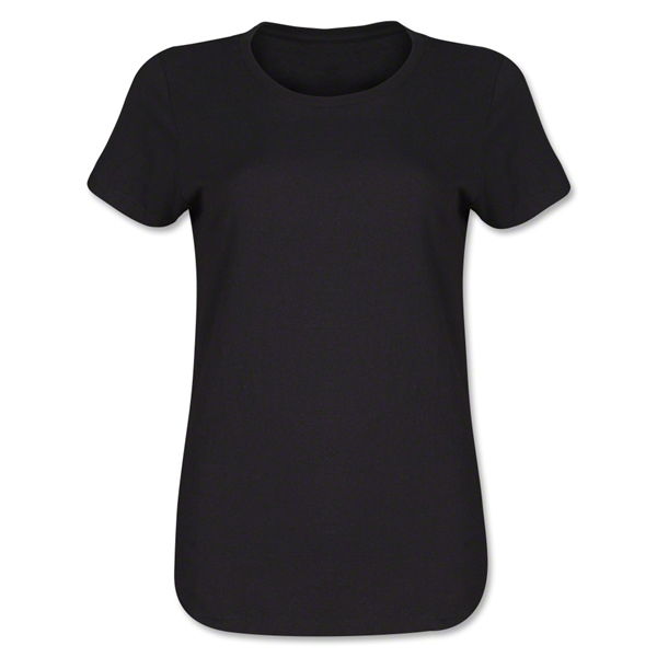 Women's 4.3 oz. T-Shirt (Black)
