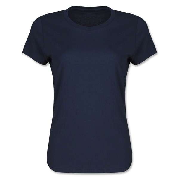 Women's 4.3 oz. T-Shirt (Navy)