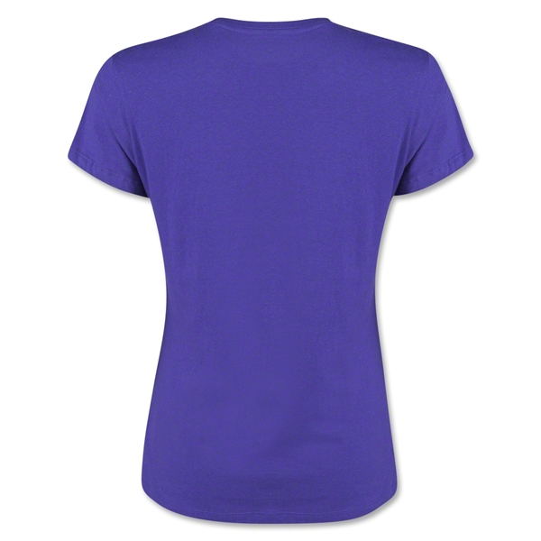 Women's T-Shirt (Purple)