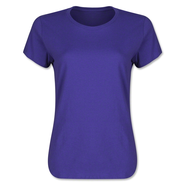 Women's 4.3 oz. T-Shirt (Purple)