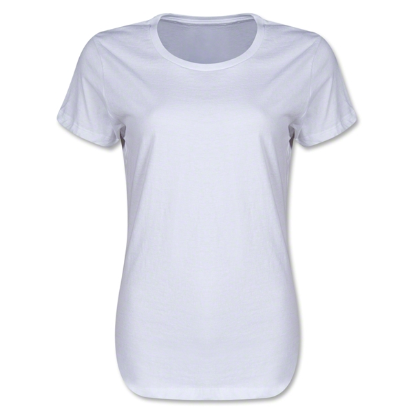Women's 4.3 oz. T-Shirt (White)