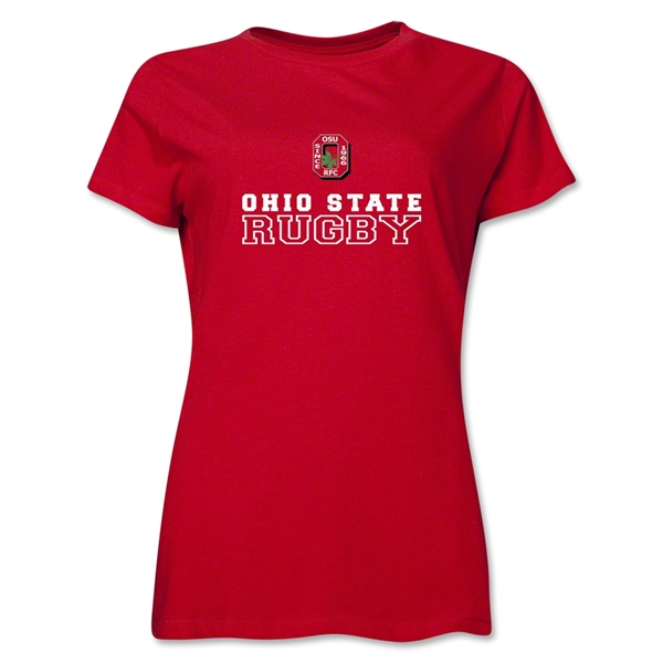 Ohio State Rugby Women's T-Shirt