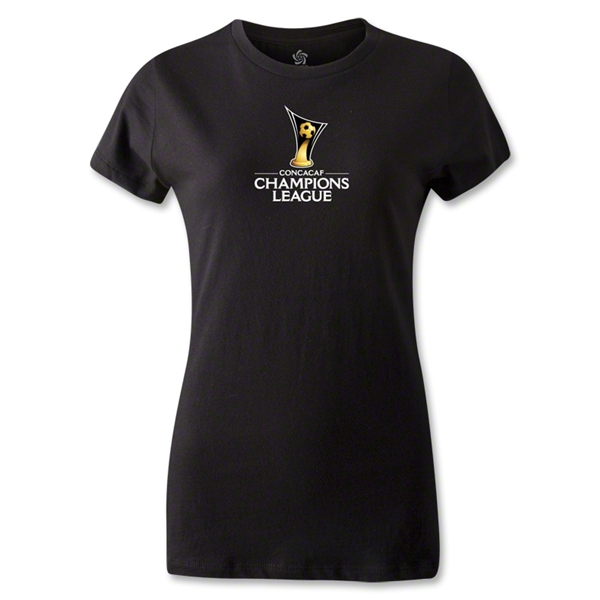 CONCACAF Champions League Women's T-Shirt (Black)