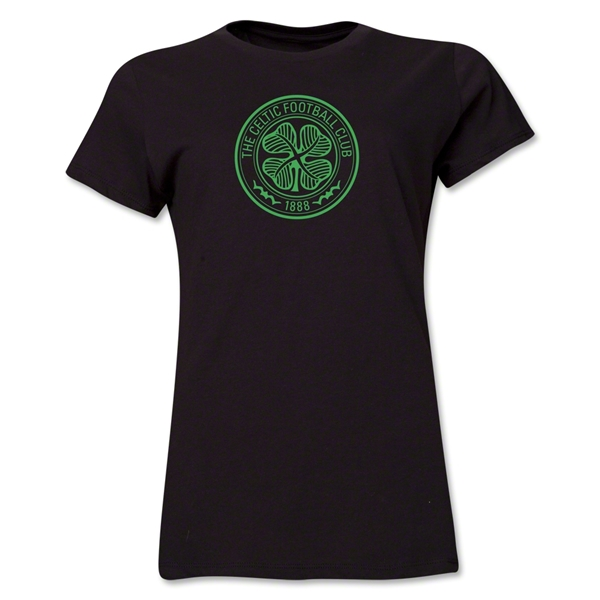 Celtic Women's T-Shirt (Black)