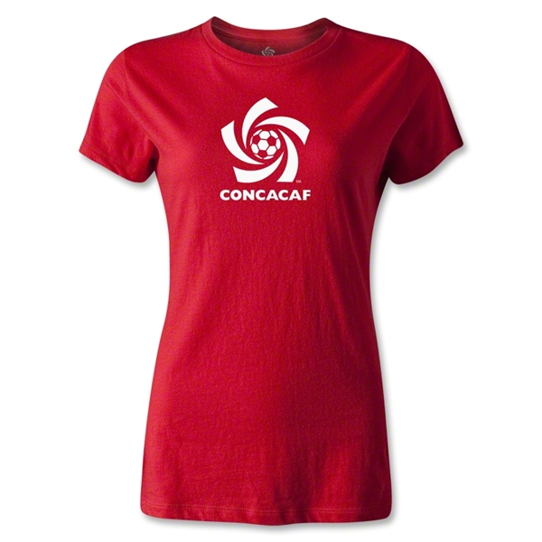 CONCACAF Women's T-Shirt (Red)